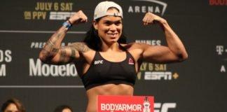 Amanda Nunes UFC 239 UFC 250