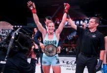Julia Budd Bellator MMA