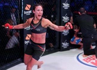 Juliana Velasquez Bellator MMA
