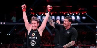 Leslie Smith Bellator MMA