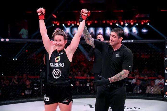 Leslie Smith Bellator MMA