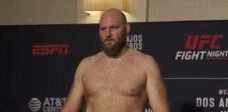 Ben Rothwell UFC San Antonio