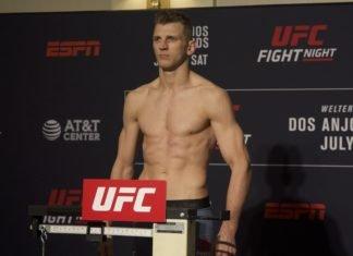 Dan Hooker UFC Auckland UFC San Antonio