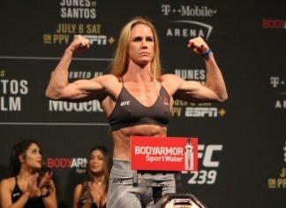 Holly Holm UFC