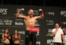 Ismail Naurdiev UFC