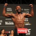 UFC 239 Jon Jones Rankings
