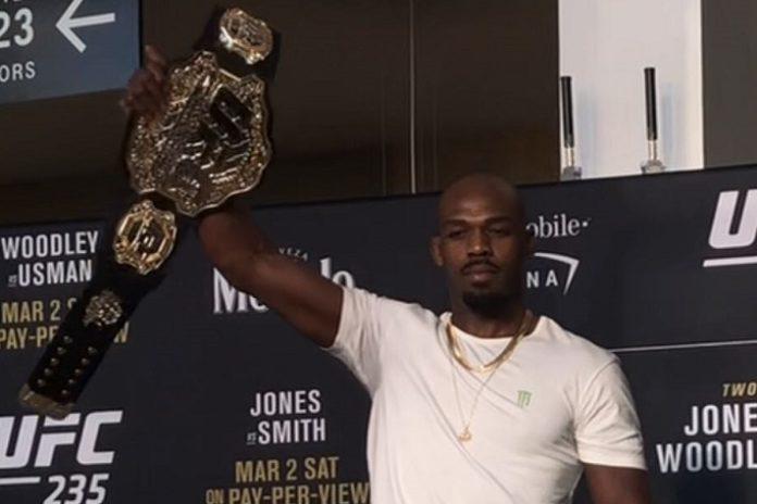 Jon Jones UFC 235 UFC 239 UFC 247
