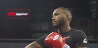 Leon Edwards UFC San Antonio