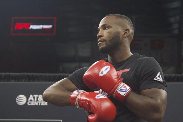 Leon Edwards UFC San Antonio
