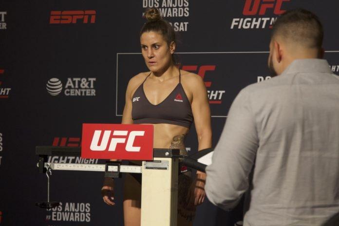 Jennifer Maia UFC San Antonio