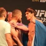 Ismail Naurdiev vs. Chance Rencountre UFC 239