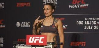 Raquel Pennington UFC San Antonio