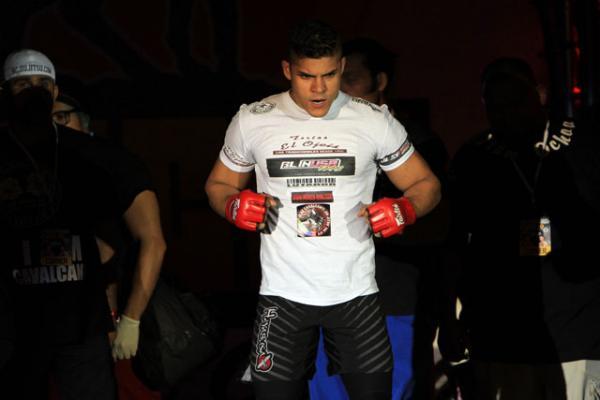 Rodrigo Vargas UFC Montevideo UFC Uruguay