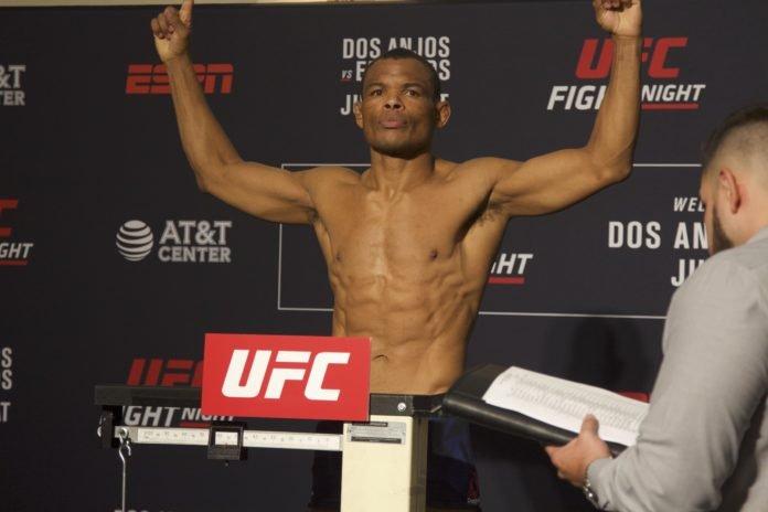 Francisco Trinaldo UFC San Antonio
