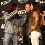 Cyborg vs Spencer UFC 240