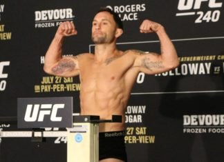 Frankie Edgar Bantamweight UFC