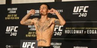 Max Holloway, UFC
