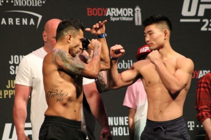Alejandro Perez vs. Song Yadong UFC