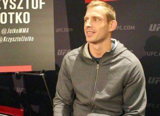 Krzysztof Jotko UFC