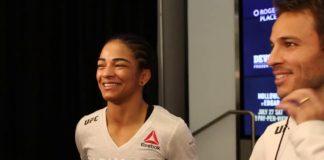 Viviane Araujo UFC