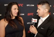 Cat Zingano UFC Hall of Fame