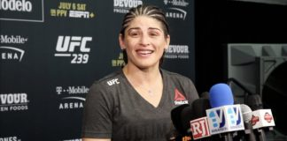 Julia Avila UFC 239