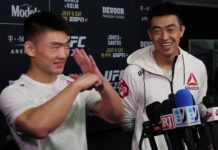 Song Yadong UFC 239