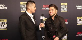 Henry Cejudo UFC Hall of Fame