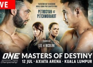 ONE Championship: Masters of Destiny