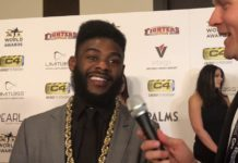 Aljamain Sterling World MMA Awards 2019