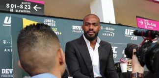 Jon Jones, UFC 239 Media Day