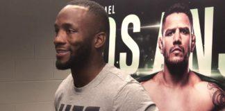 Leon Edwards UFC