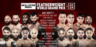 Bellator Featherweight Grand Prix