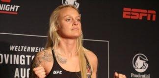 07 UFC Newark Miranda Granger