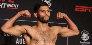 09 UFC Newark Matt Schnell