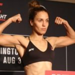 11 UFC Newark Antonina Shevchenko