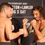 11 UFC Newark Miller vs Guida