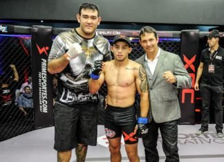 Rogerio Bontorin UFC Montevideo UFC Uruguay