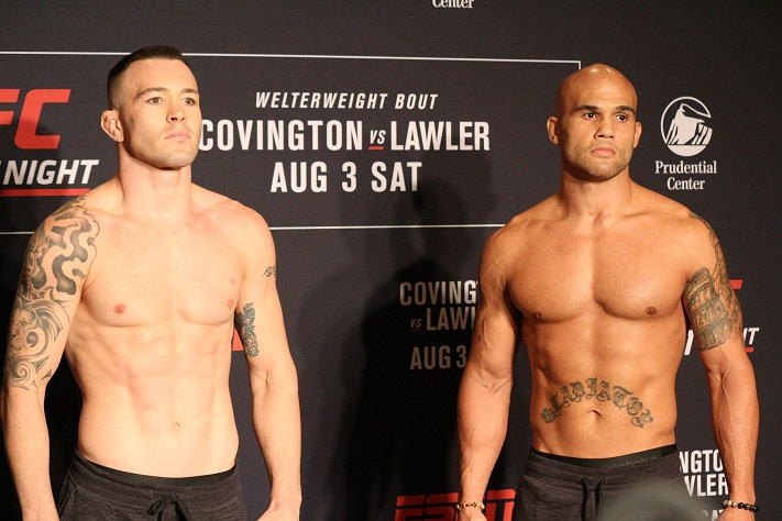 16 UFC Newark Covington vs Lawler
