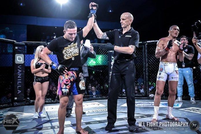 Kai Kara-France UFC Shenzhen