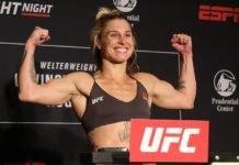 Hannah Goldy UFC