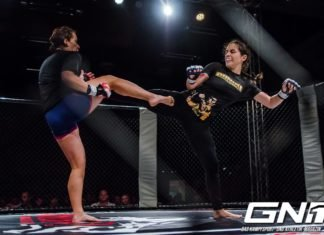Veronica Macedo UFC Montevideo UFC Uruguay