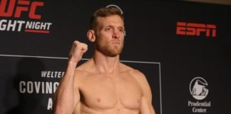 23 UFC Newark Scott Holtzman