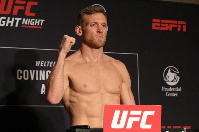 23 UFC Newark Scott Holtzman