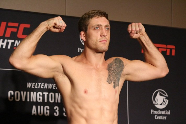 Ufc Newark Weigh In And Face Off Photo Highlights