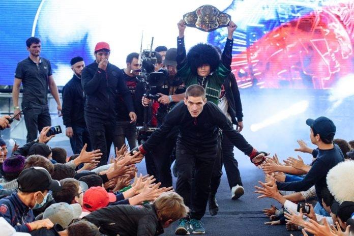 UFC Shenzhen Movsar Evloev