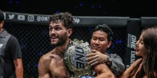 Ilias Ennahachi ONE Championship: Dreams of Gold