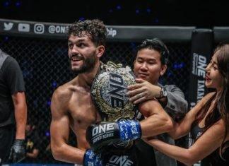 Ilias Ennahachi ONE Championship: Dreams of Gold