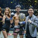 Ilias Ennahachi ONE Championship