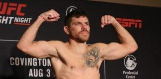 Jim Miller, UFC